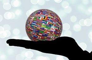 Die ganze Welt in deiner Hand